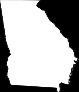 Map Of Georgia For Kids.Georgia Kids Waivers